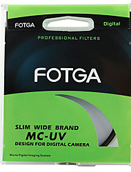 Fotga 62mm Ultra Slim Pro8 Mc Multi-Coated UV Ultraviolett-Filter Objektiv-Schutz