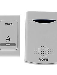 VOYE V006B Home Security Recebido 30-50m Intelligent campainha sem fio