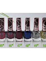 BK розовое масло для ногтей № 45-50