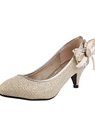 Women's Wedding Shoes Heels Heels Wedding Red/Gold