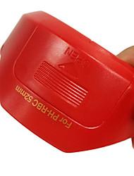PH-RBC Lens Hood ombre pour Pentax DA 18-55mm f/3.5-5.6 AL WR 52mm Fil de filtre (Rouge)
