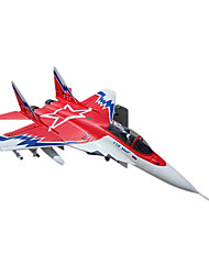 Lan Xiang Mig-29-12CH 70mm EDF RC JET Flugzeug KIT (Red Star)