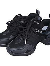 Unisex Atmungsaktive PU-Mesh-Ober Tanz Sneakers (weitere Farben erhältlich)