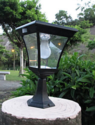 LED Solar Fence Post Light, Solar Post Garden Light(LEH-43287B)