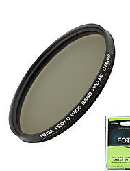 Fotga Pro1-D 37mm ultra delgado Mc Multi Capa Filtro Cpl polarizante circular de la lente