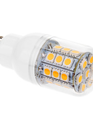 6W GU10 LED Corn Lights T 31 SMD 5050 530 lm Warm White AC 220-240 V