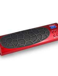 SENIC SN-109 Portable Mini haut-parleur élégant avec fente pour carte SD et FM