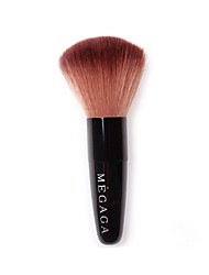 Coffee Powder Brush Short de Q & M Mujeres