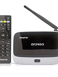 Ideastar BX09 Quad-Core Android 4.2.2 Google TV Player (2GB RAM,8GB ROM,Bluetooth)