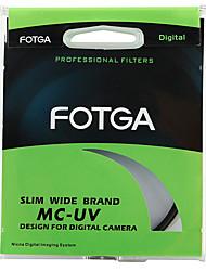 Fotga 46mm Ultra Slim Pro3 Mc Multi-Coated UV Ultraviolett-Filter Objektiv-Schutz