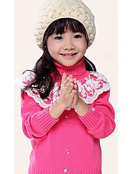 Girl's Knitwear Sweater & Cardigan , Winter Long Sleeve