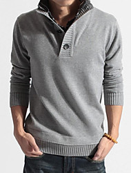The Men's Korean Version Of The New Style Sweater