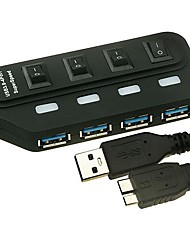 USB3.0 4-Port High Speed Hub