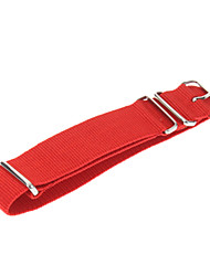 NANO Nylon Red Sports Watch Belt