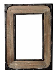 "31.5 ""H Country Style Wall Mirror"