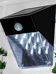 12-LED Solar Power Motion Sensor PIR Wall Mount Garden Path Yard Door Light