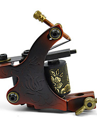 Coil Tattoo Machine Professiona Tattoo Machines Carbon Steel Liner and Shader Casting