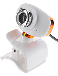 5.0 Megapixel USB 2.2 PC Webcam fotocamera con CD