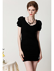 Women's Polyester Casual/Cute/Party Loveplace