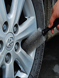 Car Tire and Rim Brush