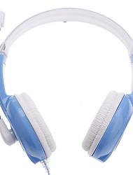 LUPUS Fashion hi-fi cuffie stereo Blu