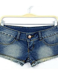 Женские год сбора винограда сексуальных коротких штанишках