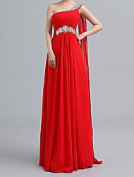 Женская Изящные Соло плечевой ленте платье