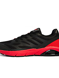 Amortecimento Masculina 361 ° Black & Red NFO Running Shoes