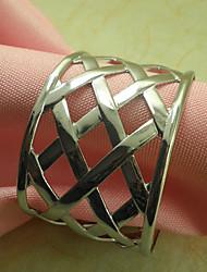 Gold / Silver Acrylic Napkin Ring