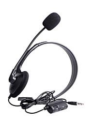 Headset met microfoon voor PS4