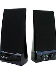 Altavoz de la música de alimentación de CA portátil para PC / Laptop