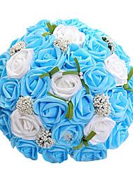 Round Shape Wedding/Party Bridal Bouquet
