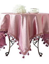 "Romantic Table Cloth, Poliéster 40 ""* 40"""