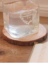Coaster de madeira