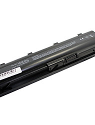 10400mah Replacement Laptop Battery for HP DM4 Presario CQ32 CQ42 CQ62 MU06 G42 G6 G72 - Black