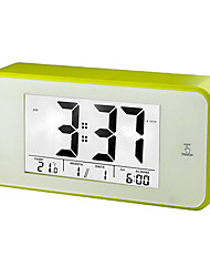 "3""H Calendar Thermometer Backlight Alarm Clock"