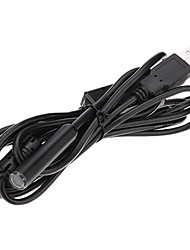 Semi Hard Wire USB 2.25M 0.3MP 10mm Waterproof Endoscope Snake Tube Inspection Borescope Camera