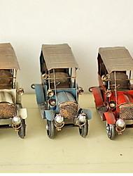 Antique Finishing Tin Vintage Car (More Colors)