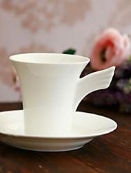 Angel's Wings Coffee Mug,Porcelain 7oz