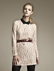 Women's Dresses , Cotton/Lace/Others GOELIA