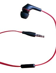 Driver's Single Headphone In Ear Canal with Microphone for Samsung / iPhone / HTC
