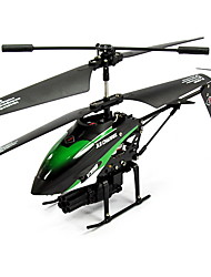 Wltoys V398 3.5CH RC Helicopter with Bullets (Assorted Color)