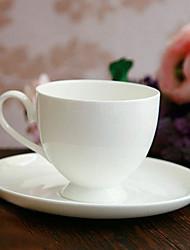 American Coffee Mug,Porcelain 8oz
