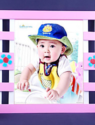 "14.25""H Cartoon Style Picture Frame"
