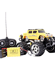 Cross-Country RC Car