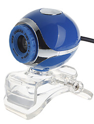 5.0 Megapixel USB 2.0 PC Webcam macchina fotografica con CD