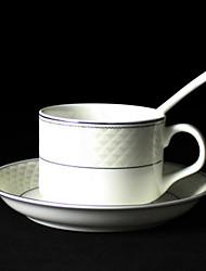 Moderno tazza di caffè, porcellana 5 once