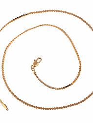 Das Mulheres XINXIN 45 centímetros ouro 18k zircão XL0022