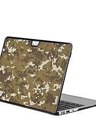 Caso de alta qualidade Design Camuflagem Case Capa flip para Macbook Air 11
