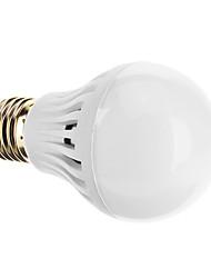 Ampoules Globe Blanc Chaud E26/E27 10 W 25 SMD 2835 980 LM AC 100-240 V
